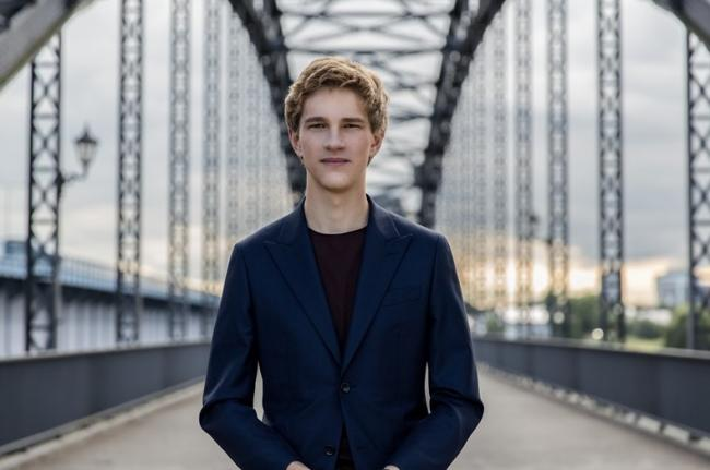 Jan Lisiecki : l'interview