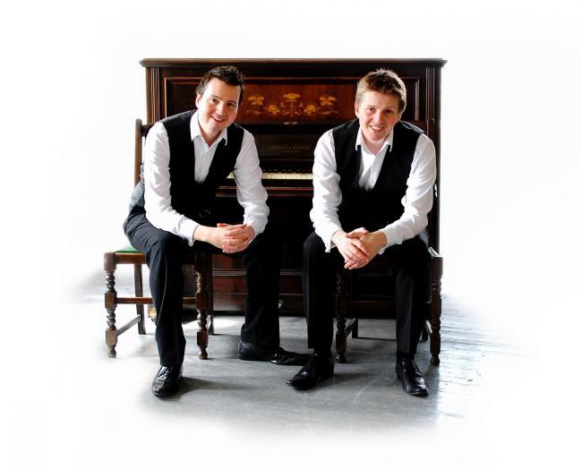Scott Brothers Duo : piano et orgue sous les feux de la Salle ...